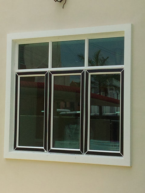 Casement Window With Fixed