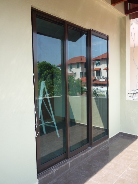 Outdoor Sliding and Folding Door