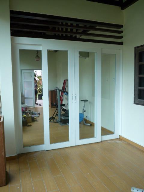 Sliding Door: My Door Décor - Balcony Glass Railing, Staircase Glass ...